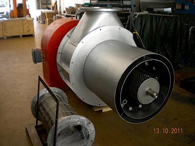 Cho Power Syngas Plant Dvd Tecno S R L